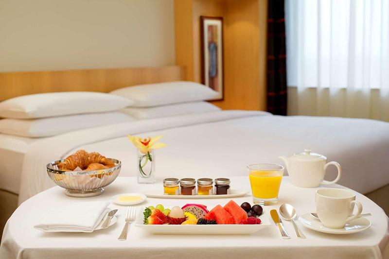 رزرو هتل 5 ستاره ی حیات ریجنسی Hayatt regency دبی