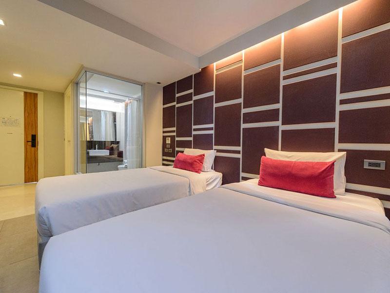 رزرو هتل 3 ستاره ی اچ رزیدنس ساتورن H Residence Sathorn بانکوک