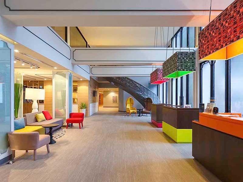 رزرو هتل 3 ستاره ی ای بیس ساتورن IBIS Sathorn بانکوک