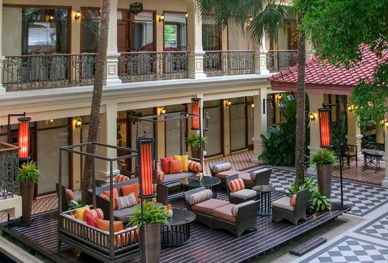 آشنایی با امکانات و رزرو آنلاین هتل سوکوسول Sukosol بانکوک