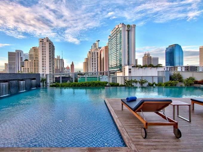 رزرو هتل 5 ستاره ی رادیسون بلو پلازا Radisson Blue plaza بانکوک