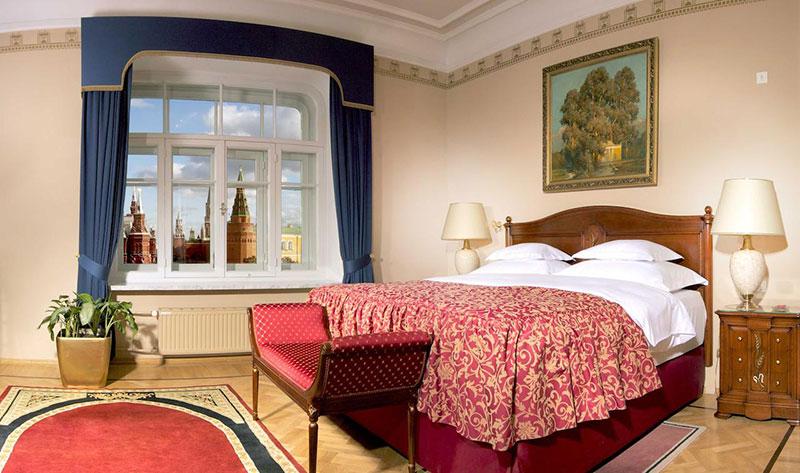 لوکس ترین گزینه ها برای رزرو هتل در مسکو رو بهتر بشناسین