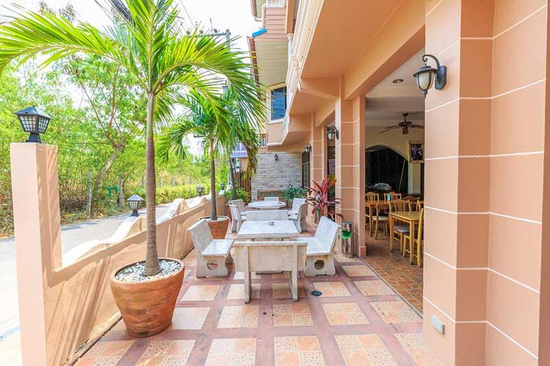 رزرو هتل 3 ستاره ی ام پی رزیدنس MP Residence پاتایا