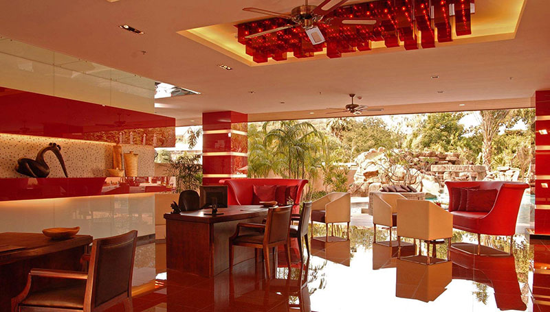 رزرو هتل 4 ستاره ی نوآ پلاتینیوم Nova Platinum پاتایا