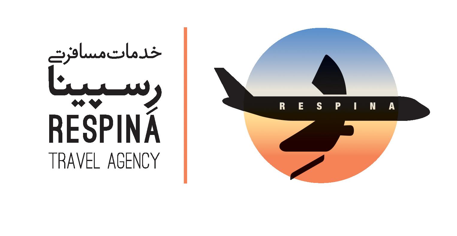 رسپینا 24، سایت مرجع خدمات گردشگری،بلیط هواپیما، بلیط قطار و رزرو هتل