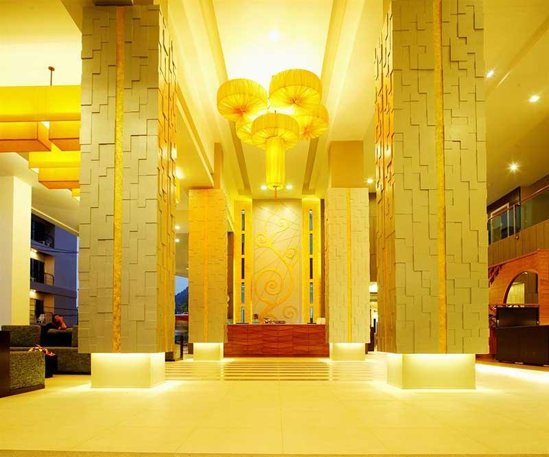 آشنایی با امکانات و رزرو هتل 4 ستاره ی آنداکیرا Andakira پوکت