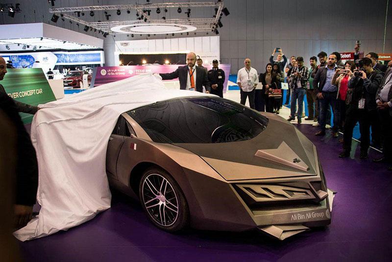 همه چیز راجع به نمایشگاه کالاهای لوکس در شهر دوحه؛ قطر