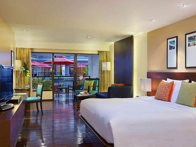 رزرو آنلاین هتل 5 ستاره ی Swissotel Resort Kamala پوکت