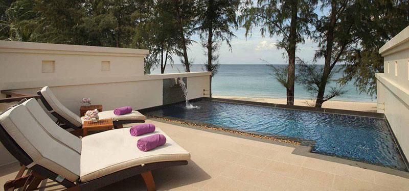 راهنمای کامل رزرو هتل دوسیت تانی Dusit Thani جزیره ی پوکت