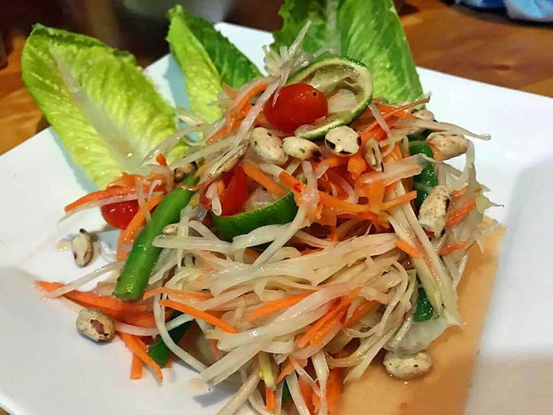بهترین غذاهایی که با خرید تور تایلند رسپینا24 می تونین بخورین