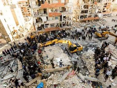 زلزله ی کرمانشاه مرگبارترین زلزله ی سال 2017 در جهان شد