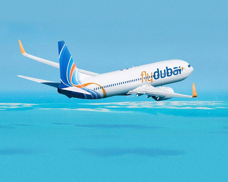 همه چیز راجع به خرید بلیط هواپیما از هواپیمایی فلای دبی