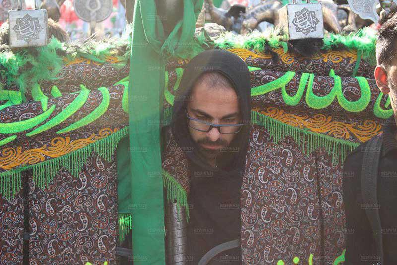 گزارشی از حال و هوای مشهد در سوگواری امام رضا علیه سلام