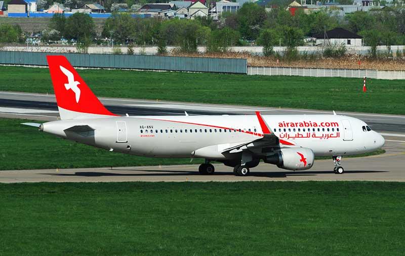 همه چیز راجع به خرید بلیط هواپیما از ایرلاین ایر عربیا