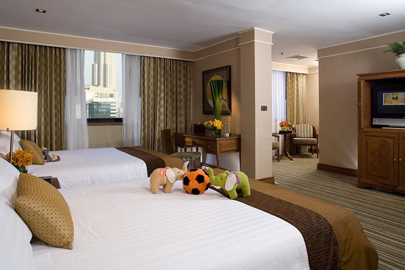 پیشنهادات ویژه ی رسپینا24 برای رزرو آنلاین هتل بانکوک