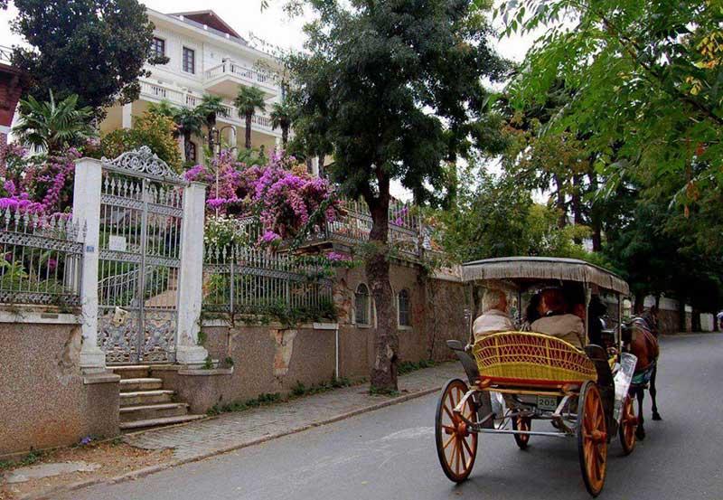 راهنمایی کامل برای سفر یک روزه به جزایر پرنس استانبول