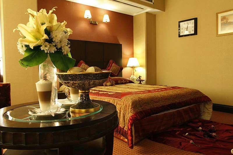 رزرو هتل 4 ستاره ی جواد در جوار حرم امام رضا علیه السلام