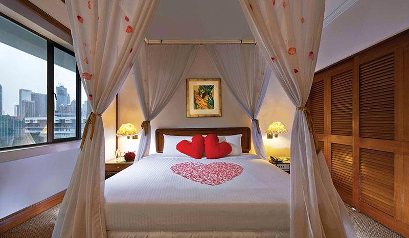 آشنایی با امکانات و رزرو آنلاین هتل 4 ستاره کروز Crous کوالالامپور