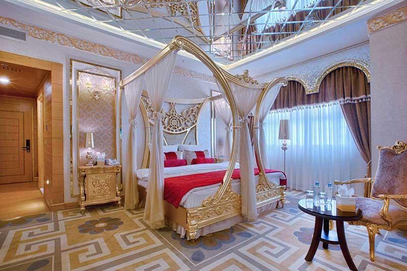 آشنایی با امکانات و خدمات هتل 5 ستاره ی الماس مشهد