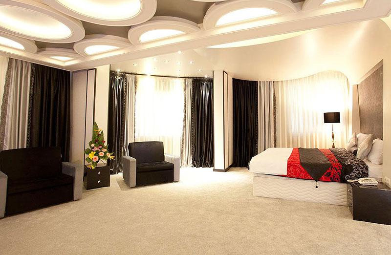 آشنایی با خدمات و رزرو آنلاین هتل 3 ستاره ی هفت آسمان مشهد