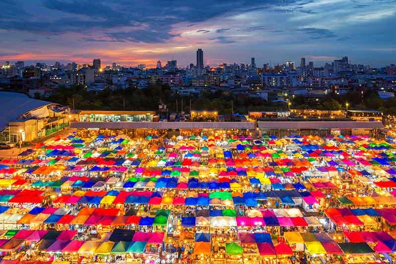 معروف ترین مراکز خرید که با خرید تور بانکوک نباید از دست بدین