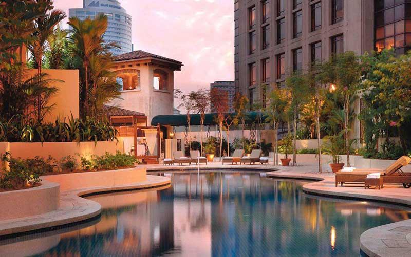 رزرو هتل شرایتون امپریال Sheraton Imperial کوالالامپور