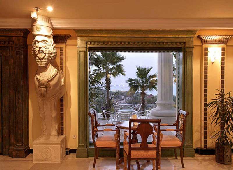 معرفی امکانات هتل 5 ستاره ی داریوش برای رزرو هتل در کیش