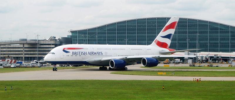 فرودگاه هیترو لندن؛ دومین فرودگاه پرجمعیت دنیا رو بهتر بشناسین