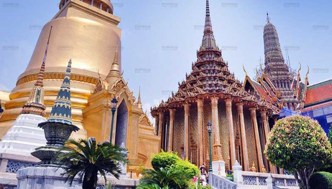 ارزانترین پرواز مشهد بانکوک _رسپینا 24