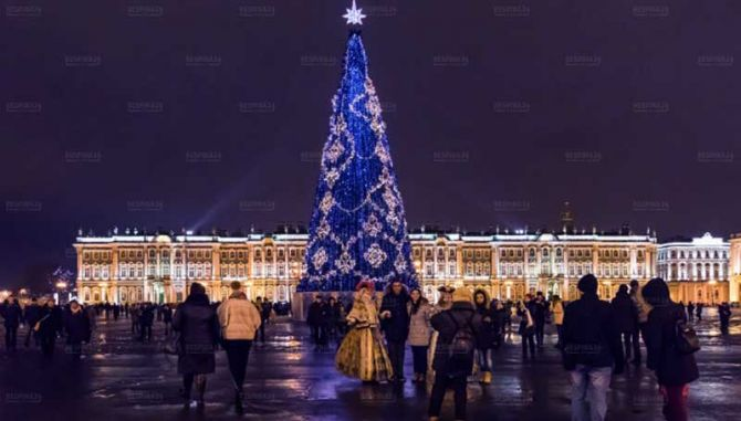 تور روسیه - رسپینا 24