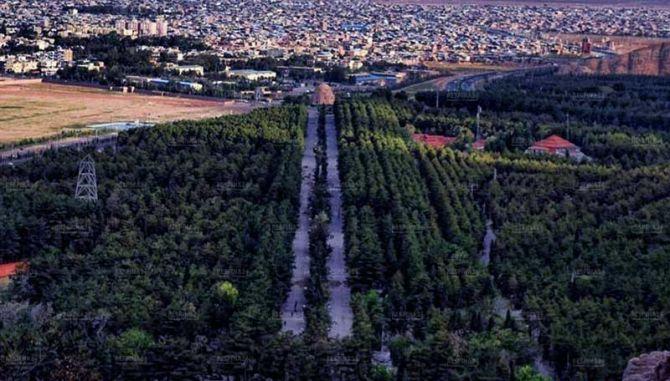 تور چارتر کرمان از مشهد