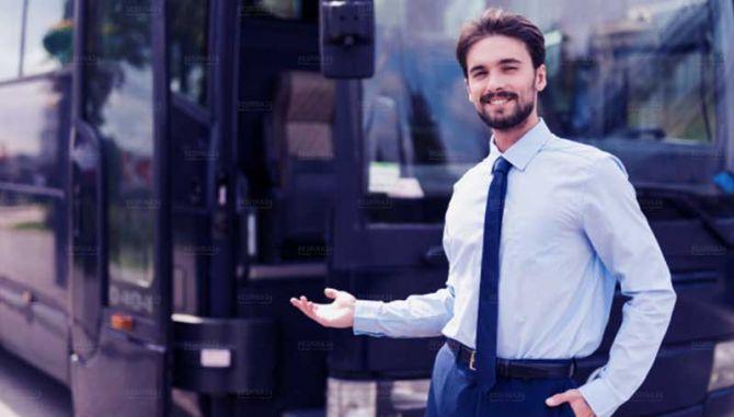 اتوبوس مشهد طبس