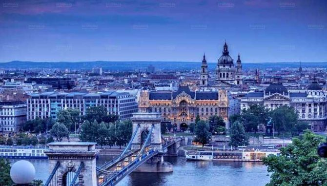 خرید ارزانترین بلیط هواپیمای تهران به بوداپست