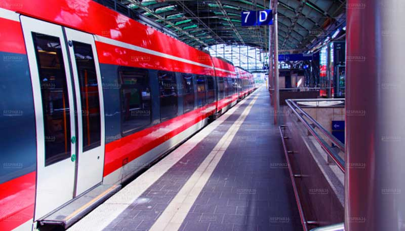 بلیط قطار تبریز وان - رسپینا 24