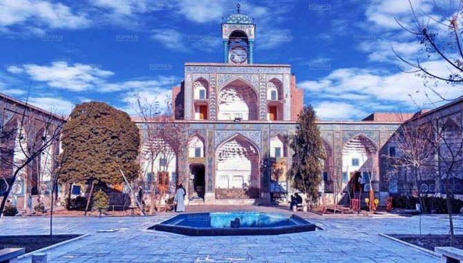 رزرو اینترنتی تور کرمان از مشهد