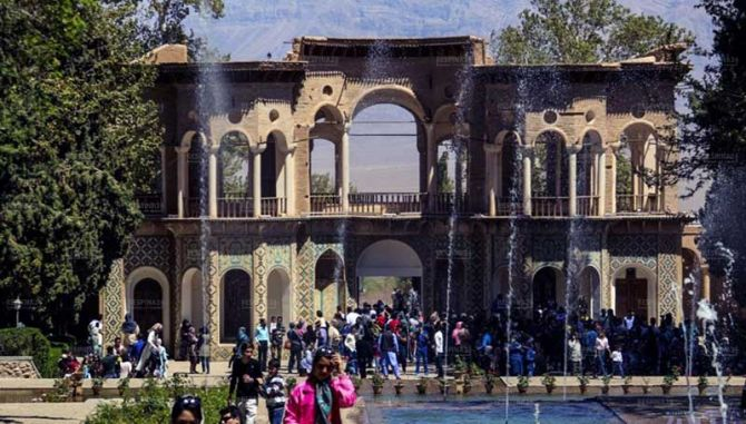 خرید اآنلاین تور کرمان از مشهد