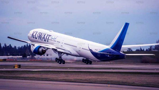 بلیط هواپیما کویت - رسپینا 24