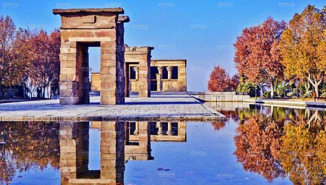 مسیرهای  پروازی از تهران به مادرید