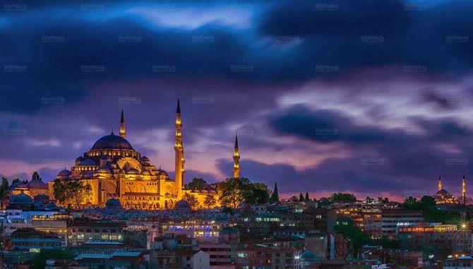 تور استانبول از مشهد - رسپینا24