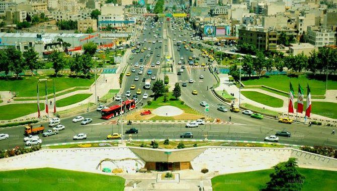 تور تبریز از تهران - رسپینا24
