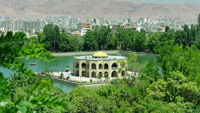 تور تبریز از تهران