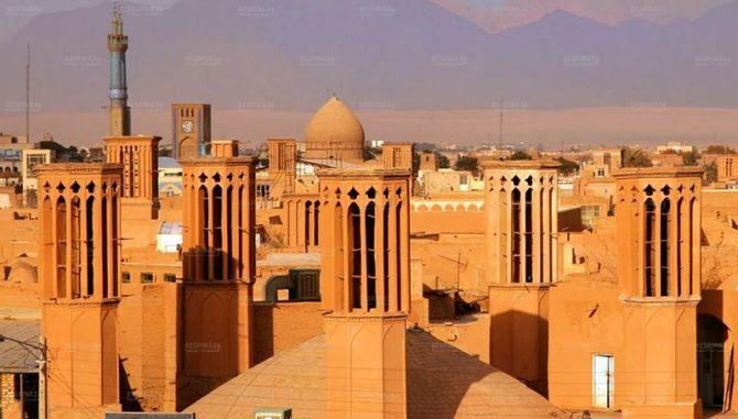 تور یزد - رسپینا24