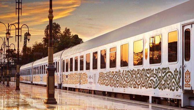 بلیط ارزان قطار تهران مشهد