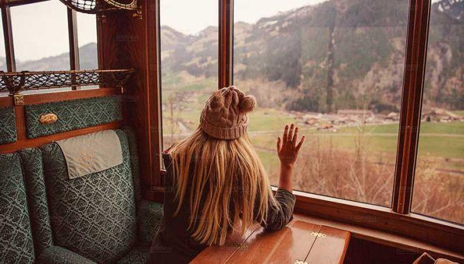 خرید بلیط قطار تبریز به تهران