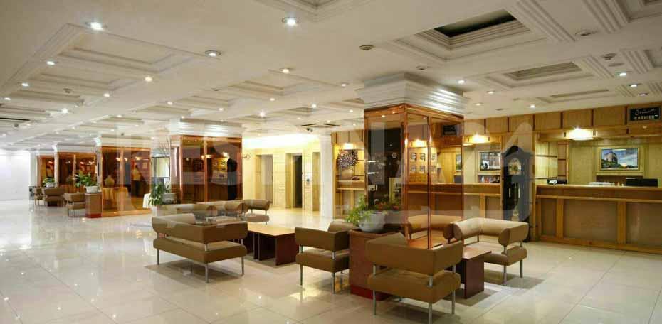 رزرو هتل گسترش تبریز - رسپینا24