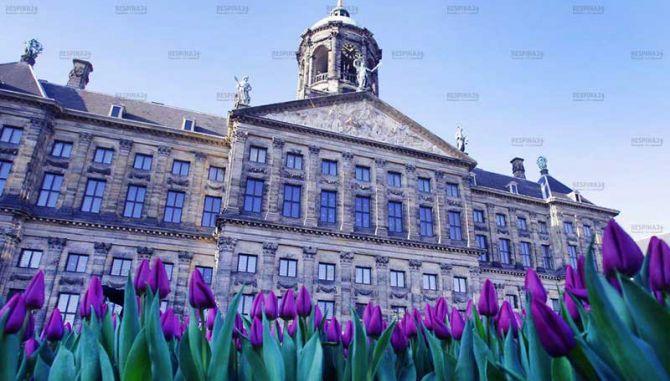 خرید بلیط ارزان هواپیما آمستردام