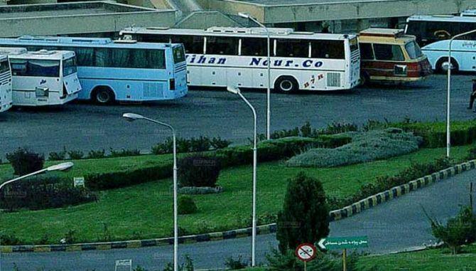 بلیط اتوبوس گرگان مشهد - رسپینا24