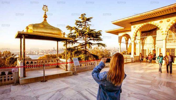تور استانبول از تهران