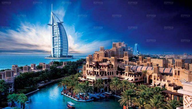 خرید تور دبی - رسپینا24