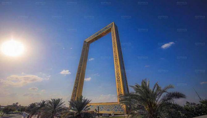 تور دبی از اصفهان - رسپینا24